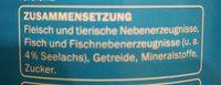 Seelachs in Sauce - Ingredients