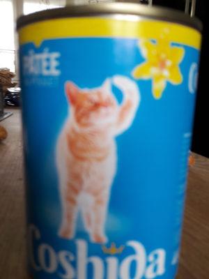 pâtée pour chat - Product