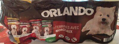 Aliment complet pour chien adulte - Produit - fr