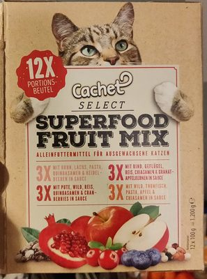 Superfood Fruit Mix - Product - en