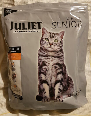 Juliet Chat Senior - Produit