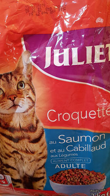 Julie croquettes saumon cabillaud - Product