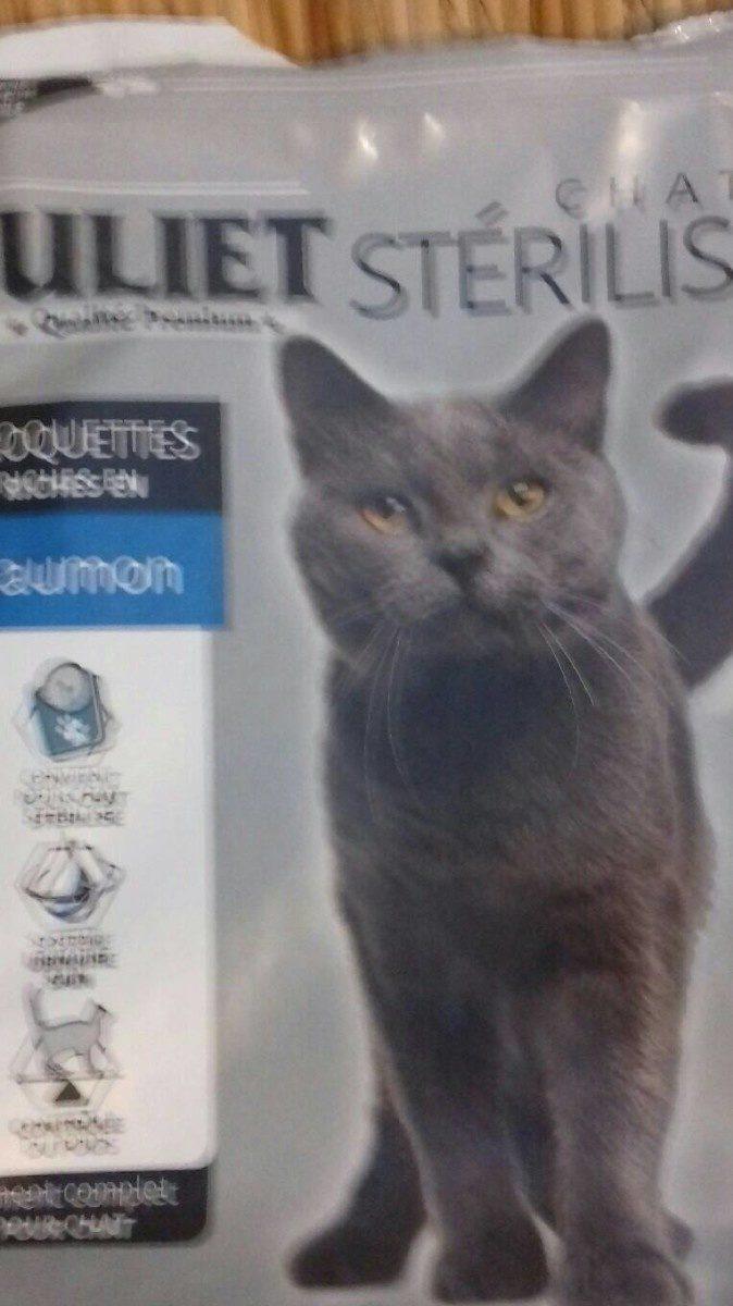 Croquettes chat stérilisé - Product - fr
