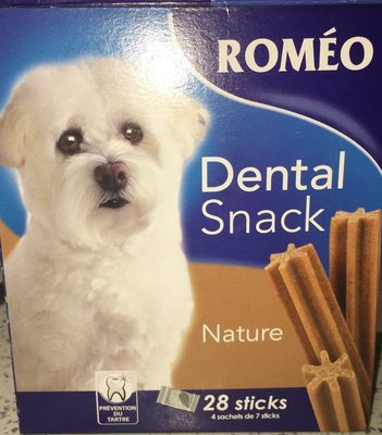 Dental snack - Produit - fr