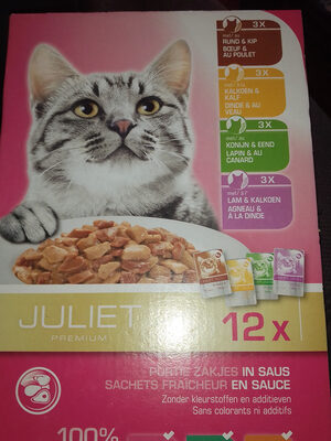 Juliet premium - Product - fr