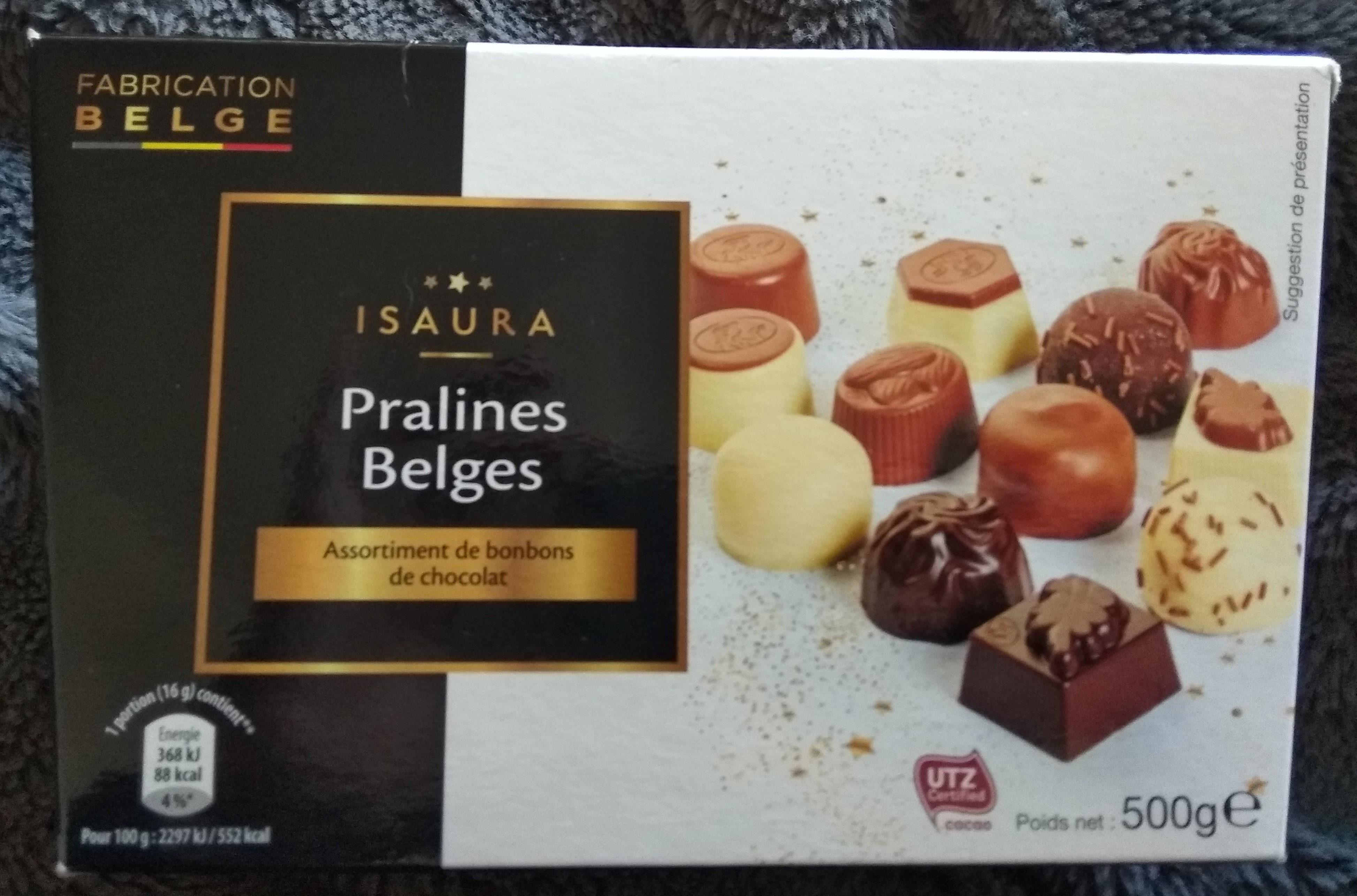 Pralines Belges - Product - fr