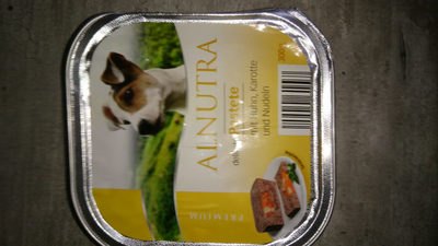 Pastete Huhn, Karotte, Nudeln - Product
