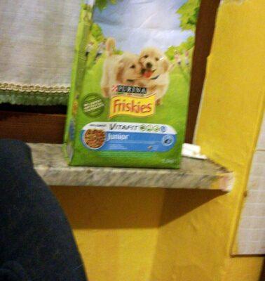 Friskies Vitafit Junior - Ingredients - it