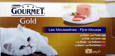 Gourmet Gold - Les Mousselines - Product