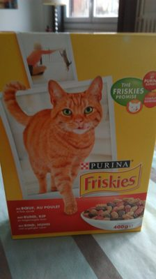 Friskies boeuf poulet - Product