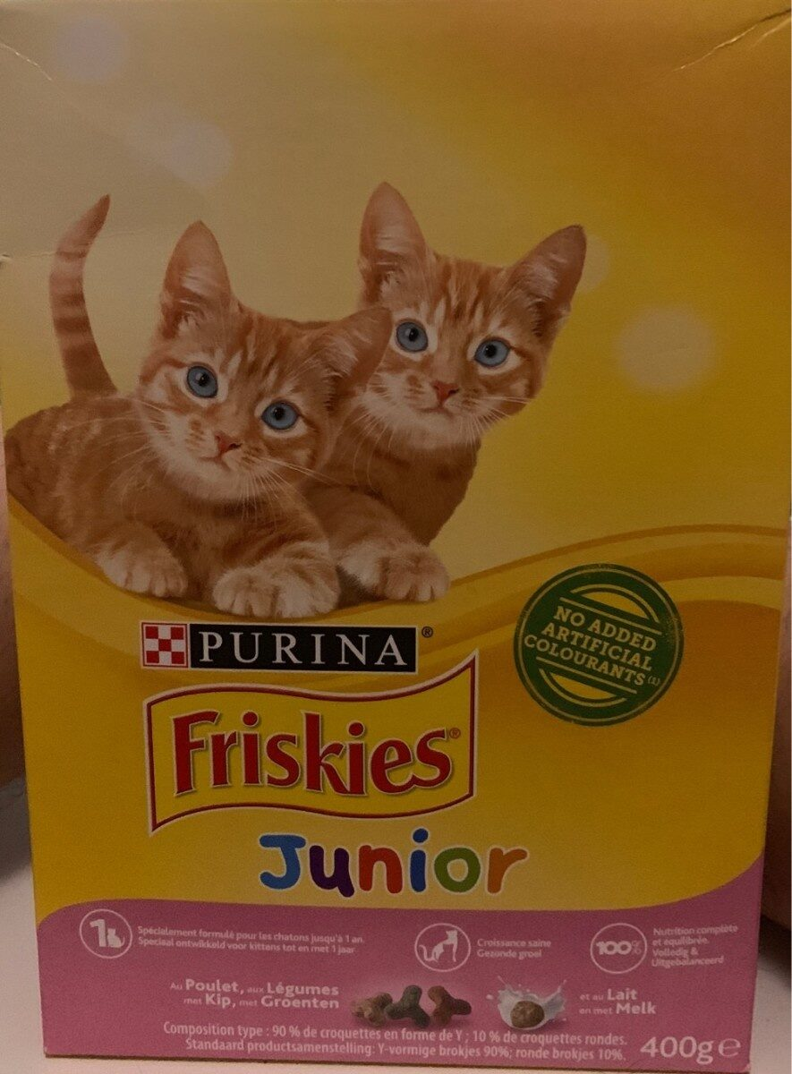 400G Croquette Chaton Friskies - Product - fr