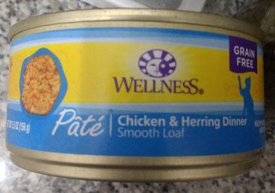 Chicken & Herring Dinner - Product - en