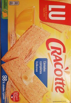 Cracotte céréales complètes - Produit