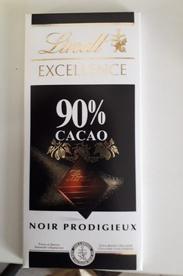 LINDT EXCELLENCE 90% CACAO - Product