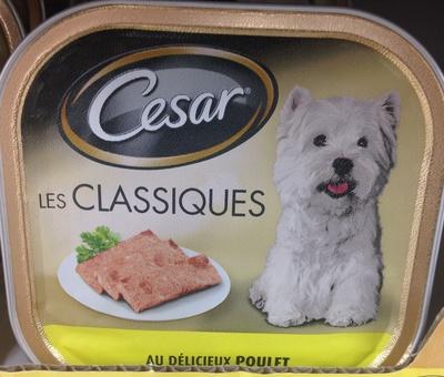 Les classiques au délicieux poulet - Produit - fr