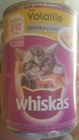 Whiskas Terr Chaton Volaille 400 G - Product