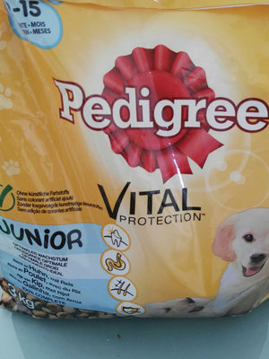 pedigree vital junior - Product - fr