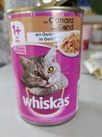 Whiskas au canard - Product - en