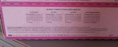 Sachets fraîcheur - Ingredients