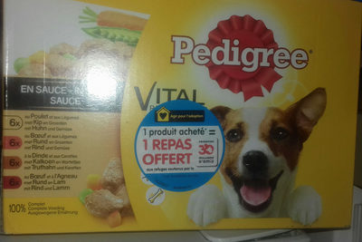 Pedigree - Product