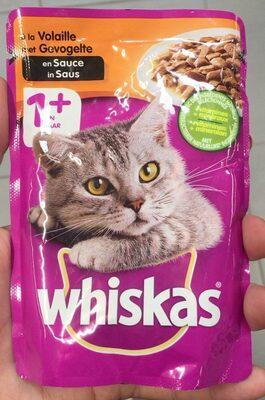 Paté pour chat - Product - fr
