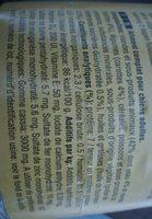 Pedigree Boeuf 3 / 2 - Ingredients - fr