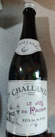 Vin de Chailland - Product - fr