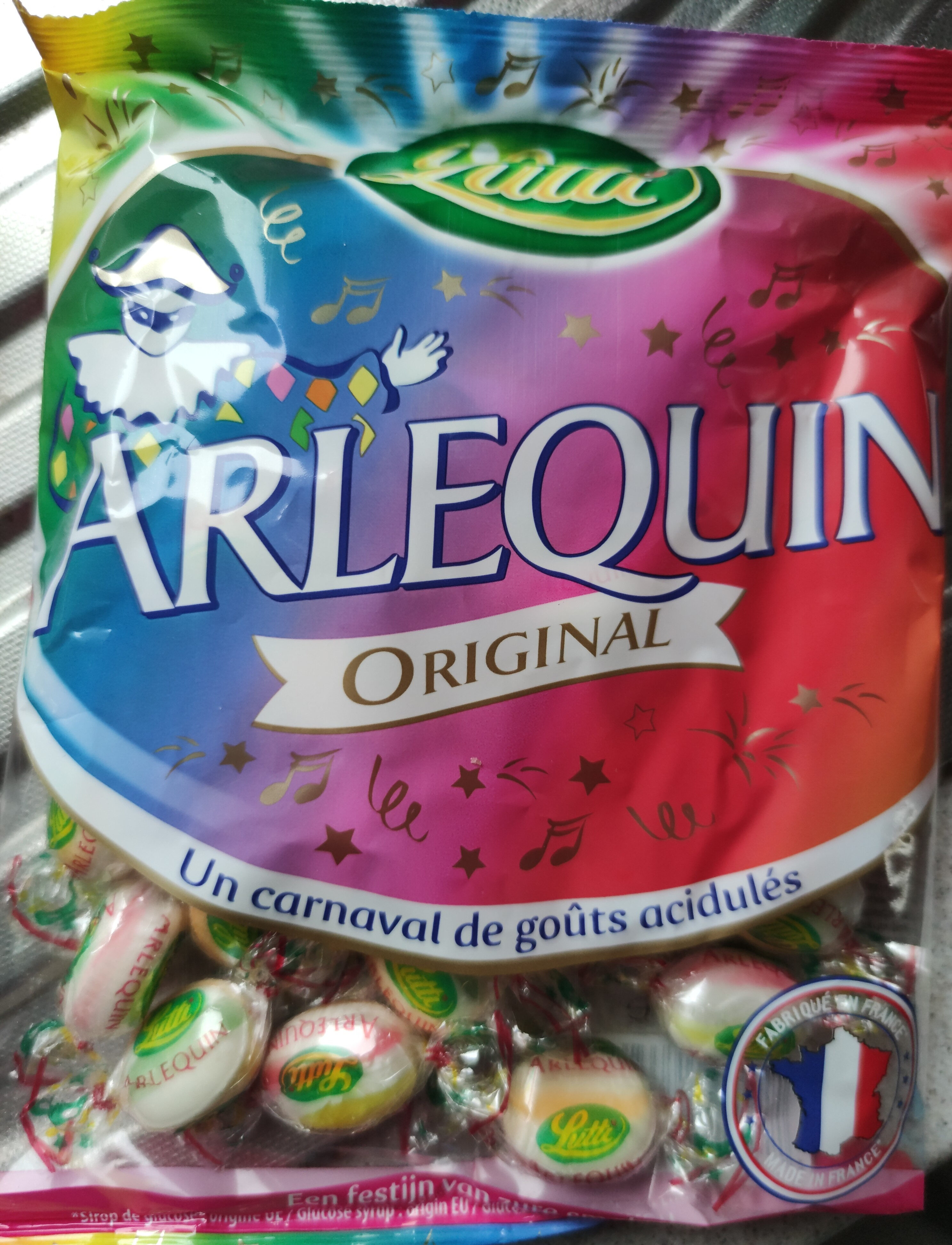 Arlequin original - Product - fr