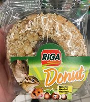 Donut Noisettes - Product - fr