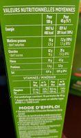cruesli chocolat noisette - Product