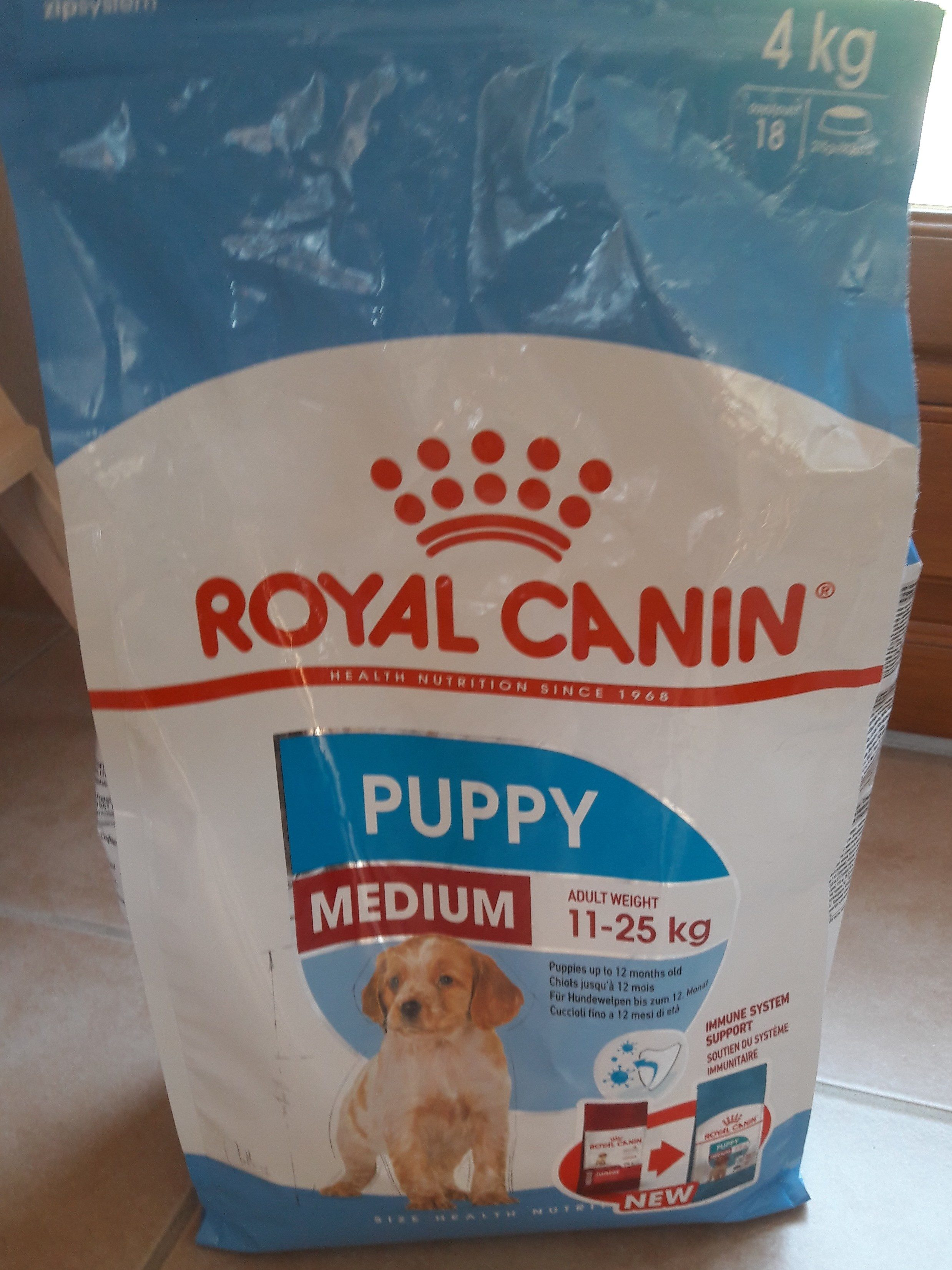 Puppy Medium - Product - fr