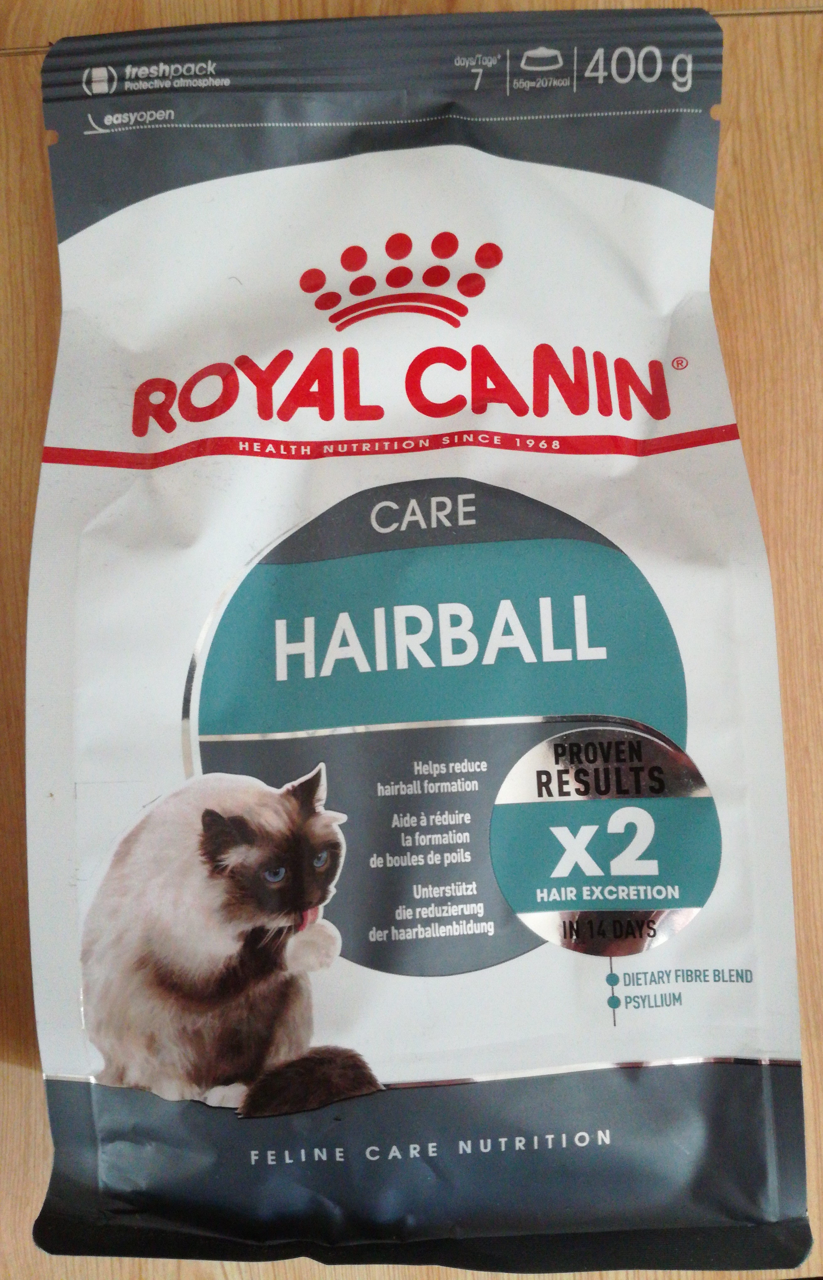 Hairball Care - Product - fr
