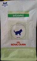 pediatric weaning feline - Product - fr