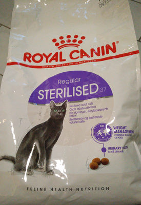 Regular STERILISED 37 - Product