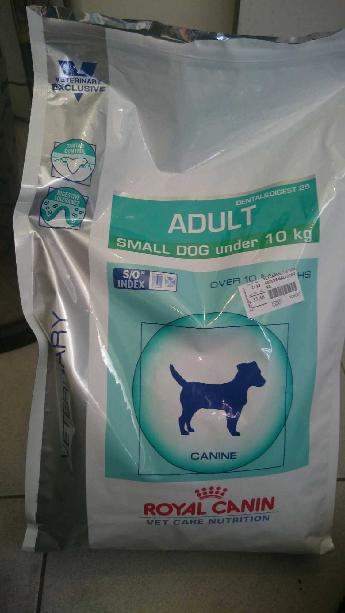 Adult - Small dog under 10 k - Product