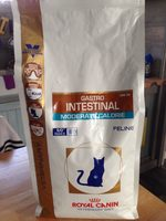 Gastro intestinal moderate calorie Féline - Product