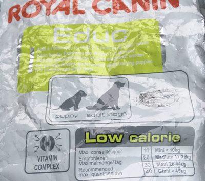 Royal Canin Educ Friandises Légères Pour Chiens - Ingredients - fr