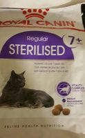 régular sterilised - Product