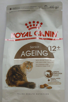 Ageing 12+ years - Product - en