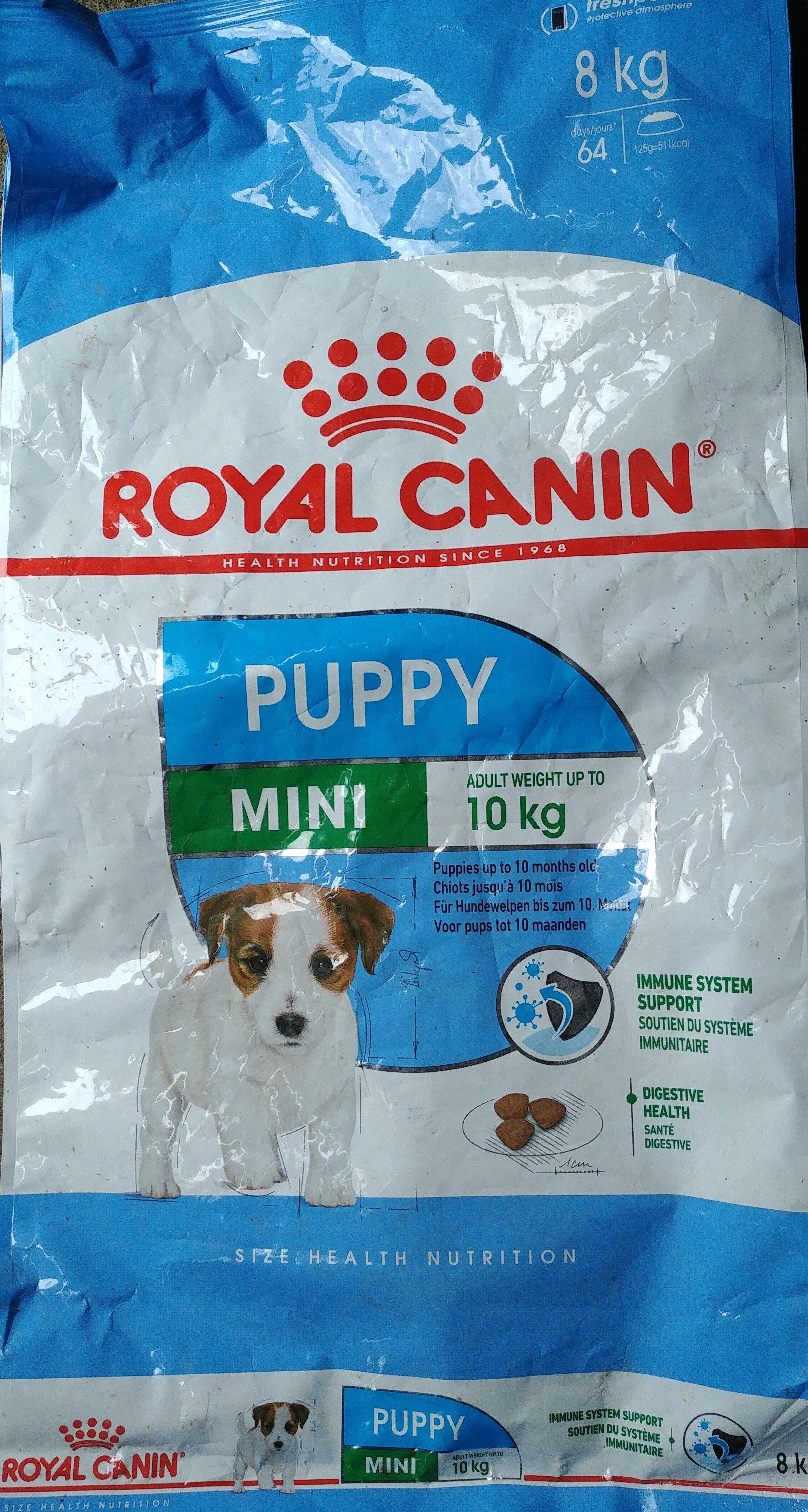 Pełnoporcjowa karma dla psów - dla szczeniąt ras małych (masa ciała psa dorosłego od 1 do 10 kg) do 10 miesiąca życia. - Product