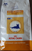croquettes chats senior consult - Product
