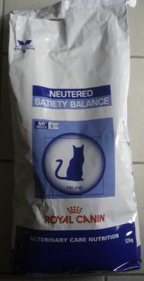 Royal Canin, Neutered satiety balance - Product