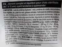 Sterilised Appetite Control 7+ 3.5K - Ingredients - fr