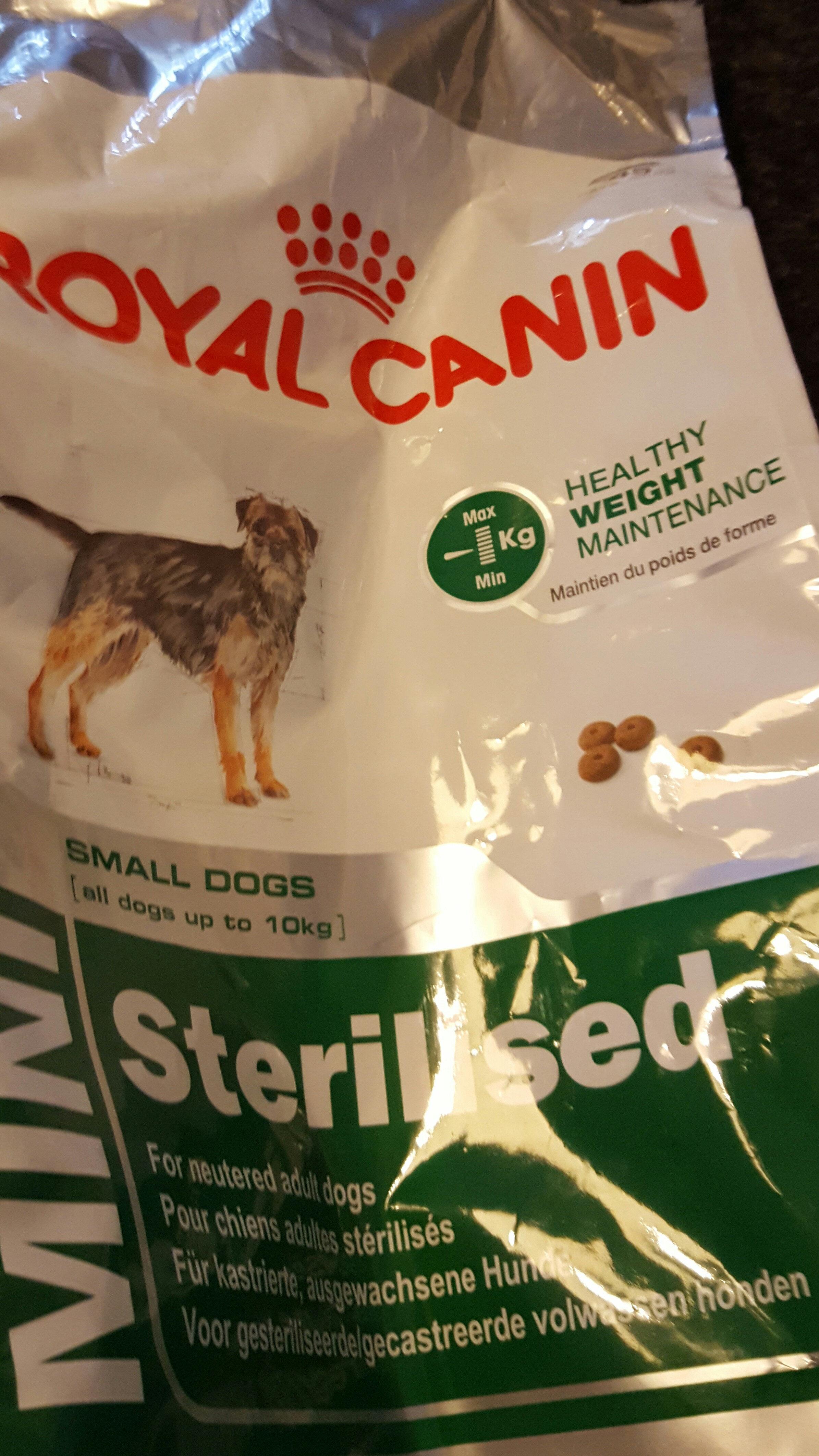 Royal Canin Sterilised - Product - fr