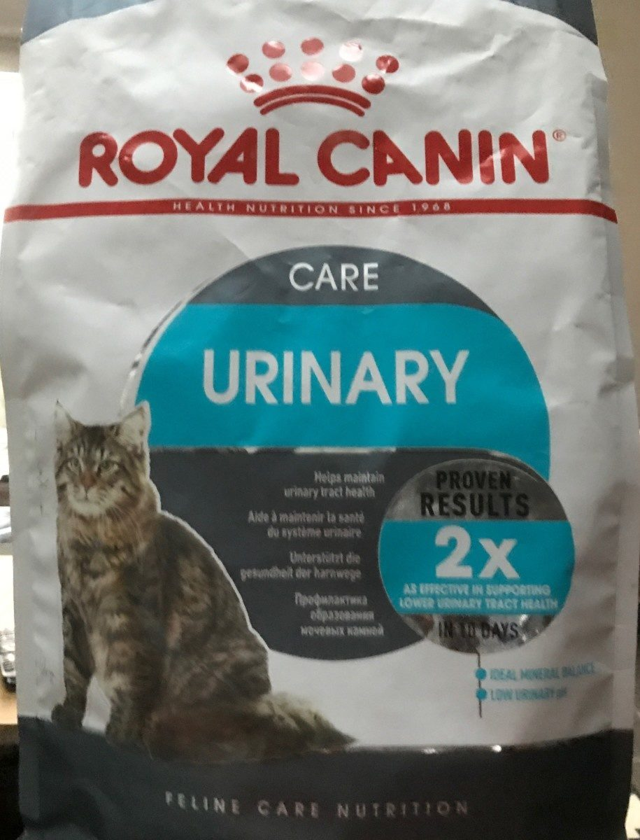 Royal Canin - Croquettes Urinary Care Pour Chat - 4KG - Product - fr