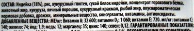 Pro Plan Delicate - Ingredients - ru