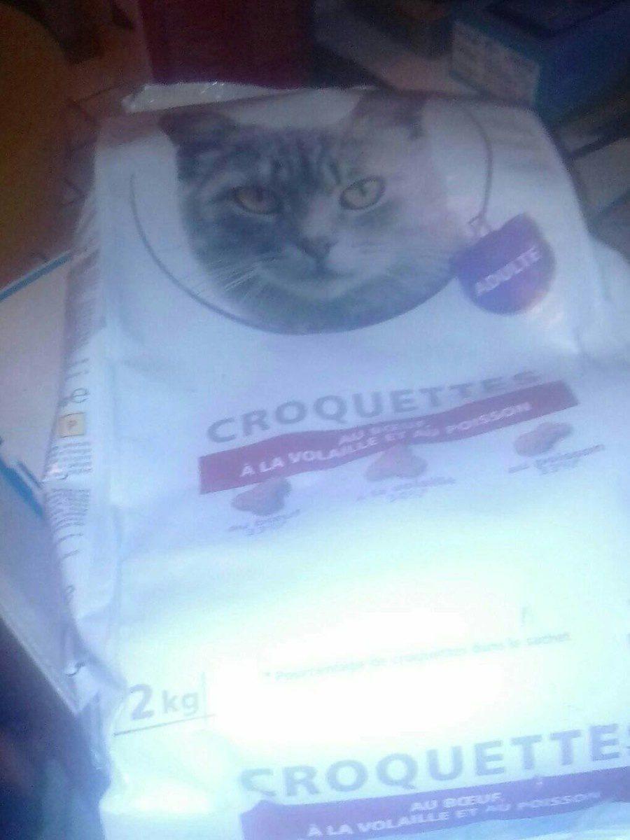 Croquette pour chat - Product