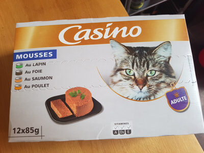 aliments complets pour chat mousses - Product