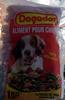Aliment pour chien 100% volaille - Produit
