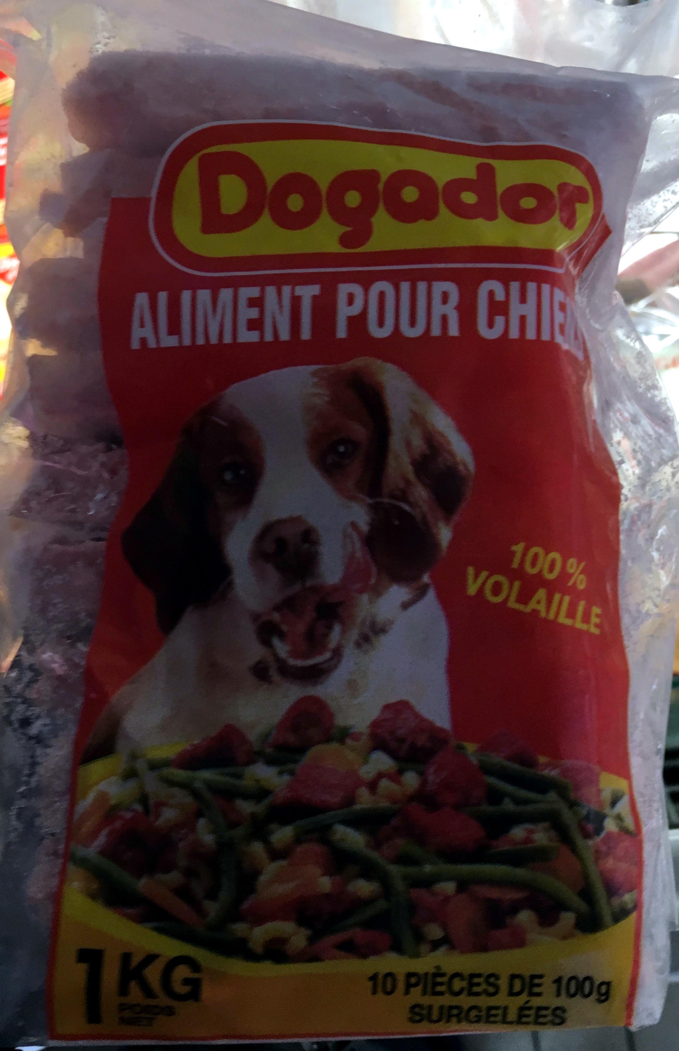 Aliment pour chien 100% volaille - Product - fr